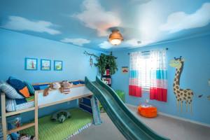 Самостоятельный ремонт в детской комнате