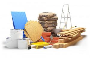 Использование материалов для постройки и ремонта