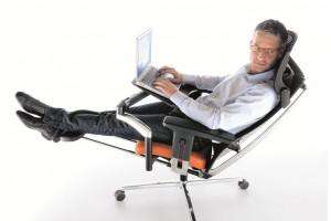 Несколько секретов комфортного рабочего кресла